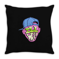 comedy Throw Pillow | Artistshot