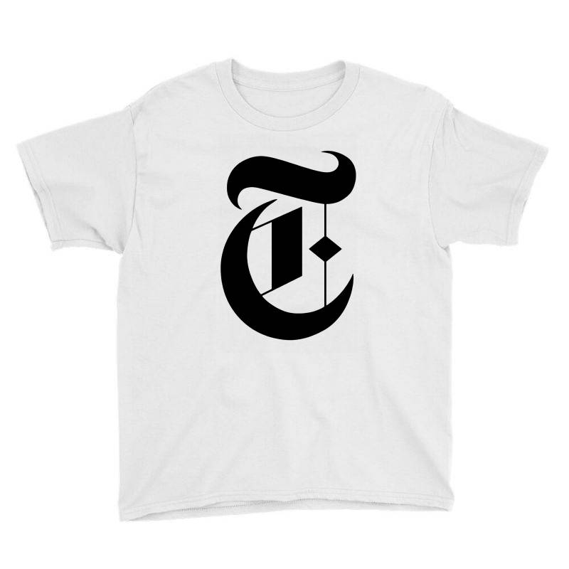 New York Times Youth Tee | Artistshot