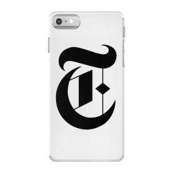 new york times iPhone 7 Case | Artistshot