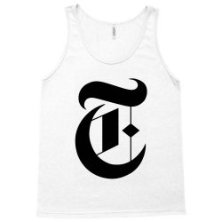 new york times Tank Top | Artistshot