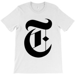 new york times T-Shirt | Artistshot