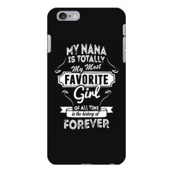 my most favorite girl iPhone 6 Plus/6s Plus Case | Artistshot