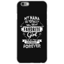 my most favorite girl iPhone 6/6s Case | Artistshot