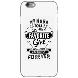 my most favorite girl iPhone 6/6s Case | Artistshot