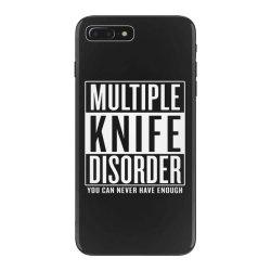 multiple knife disorder iPhone 7 Plus Case   Artistshot