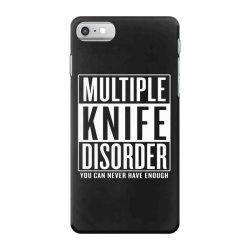 multiple knife disorder iPhone 7 Case   Artistshot