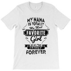 my most favorite girl T-Shirt | Artistshot