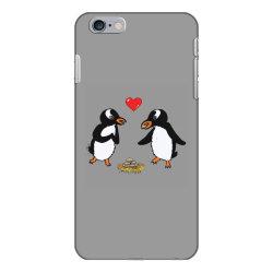 chibi penguin love iPhone 6 Plus/6s Plus Case | Artistshot