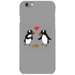 chibi penguin love iPhone 6/6s Case | Artistshot