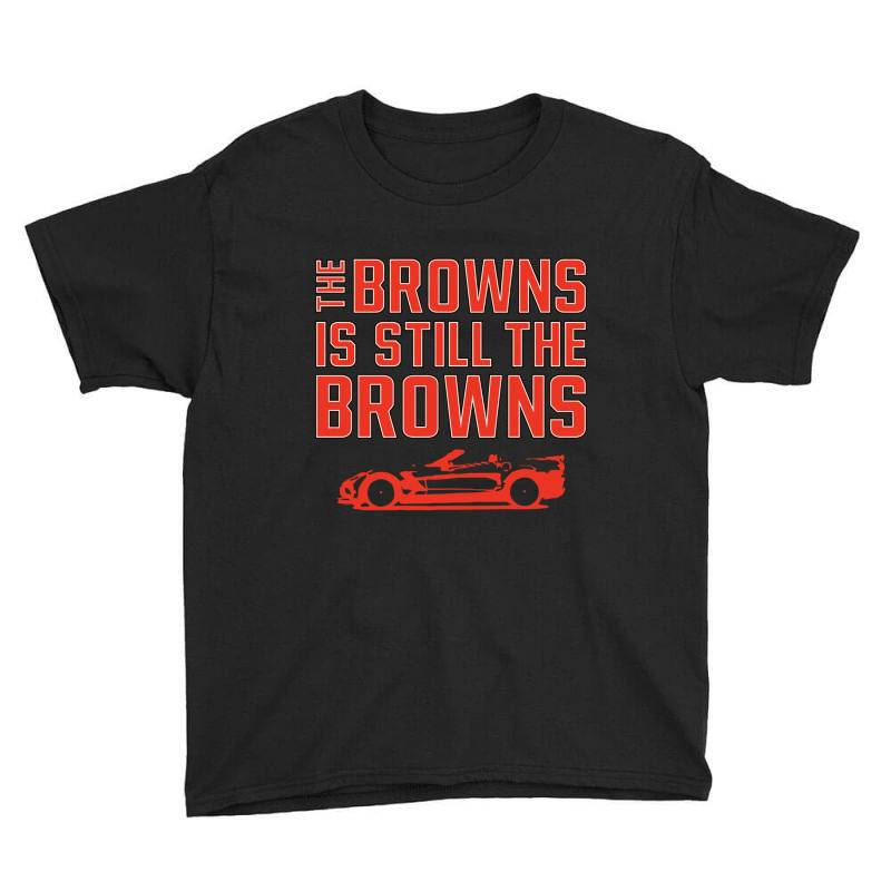 The Browns Is The Browns Youth Tee | Artistshot