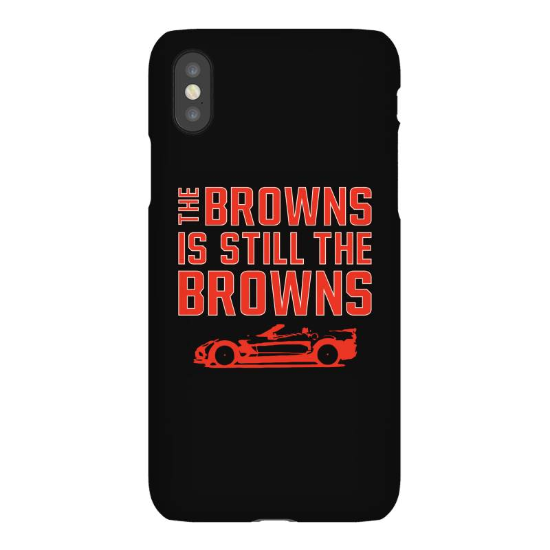 The Browns Is The Browns Iphonex Case   Artistshot