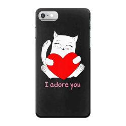 i adore you iPhone 7 Case | Artistshot