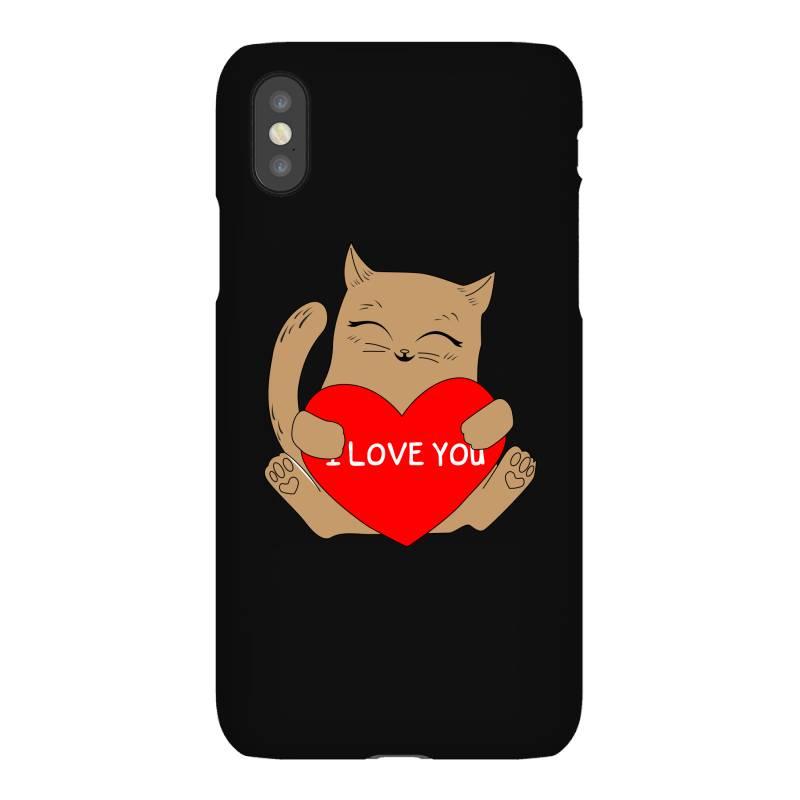 I Love You Iphonex Case | Artistshot