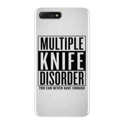 multiple knife disorder iPhone 7 Plus Case | Artistshot
