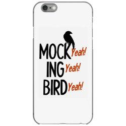 mocking bird iPhone 6/6s Case | Artistshot