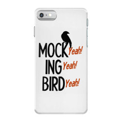 mocking bird iPhone 7 Case | Artistshot