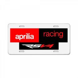 aprilia racing License Plate   Artistshot