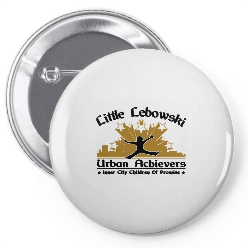 Little Lebowski Urban Achievers Pin-back Button | Artistshot