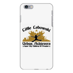 little lebowski urban achievers iPhone 6 Plus/6s Plus Case | Artistshot