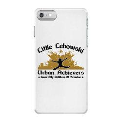 little lebowski urban achievers iPhone 7 Case | Artistshot
