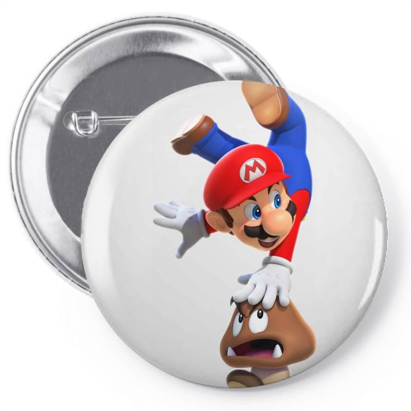 Super Mario Pin-back Button | Artistshot