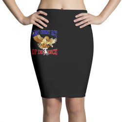 last great act of defiance Pencil Skirts | Artistshot