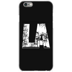 la palm trees iPhone 6/6s Case | Artistshot
