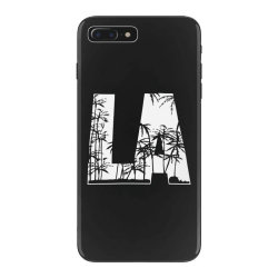 la palm trees iPhone 7 Plus Case | Artistshot