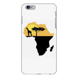 AFRICA GIRAFFE SUNSET iPhone 6 Plus/6s Plus Case | Artistshot