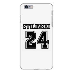 24 stilinski lacrosse iPhone 6 Plus/6s Plus Case | Artistshot