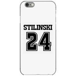 24 stilinski lacrosse iPhone 6/6s Case | Artistshot