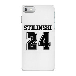 24 stilinski lacrosse iPhone 7 Case | Artistshot