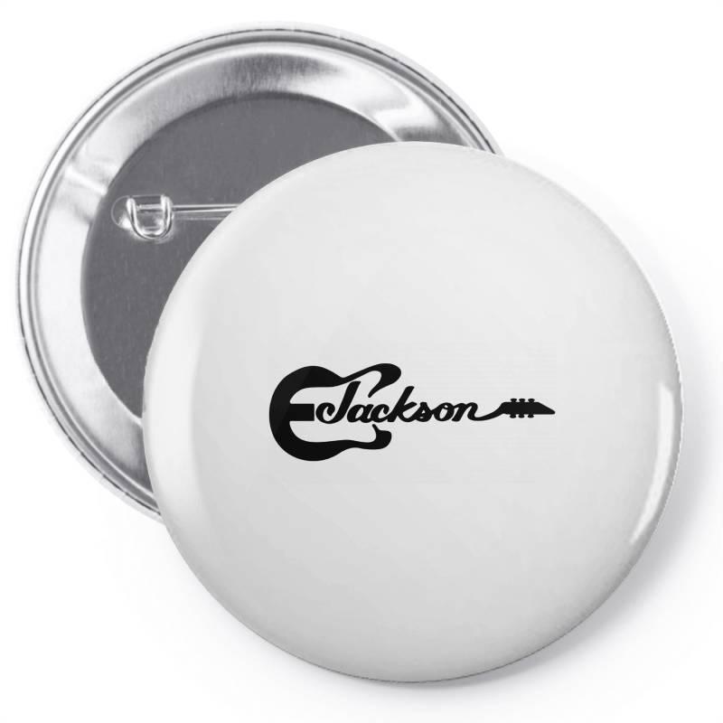 Jackson Guitar Pin-back Button | Artistshot
