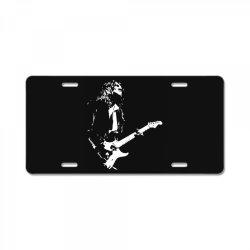 john frusciante License Plate | Artistshot