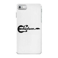 jackson guitar iPhone 7 Case | Artistshot