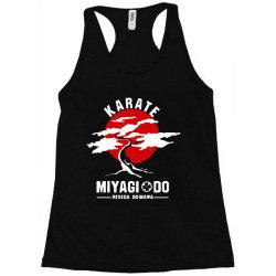 karate miyagi do reseda okinawa Racerback Tank | Artistshot