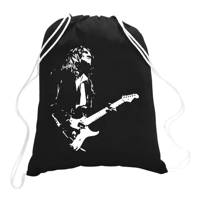 John Frusciante Drawstring Bags   Artistshot