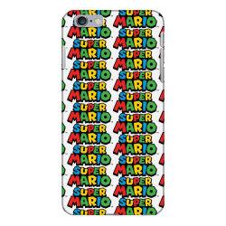 super mario iPhone 6 Plus/6s Plus Case | Artistshot