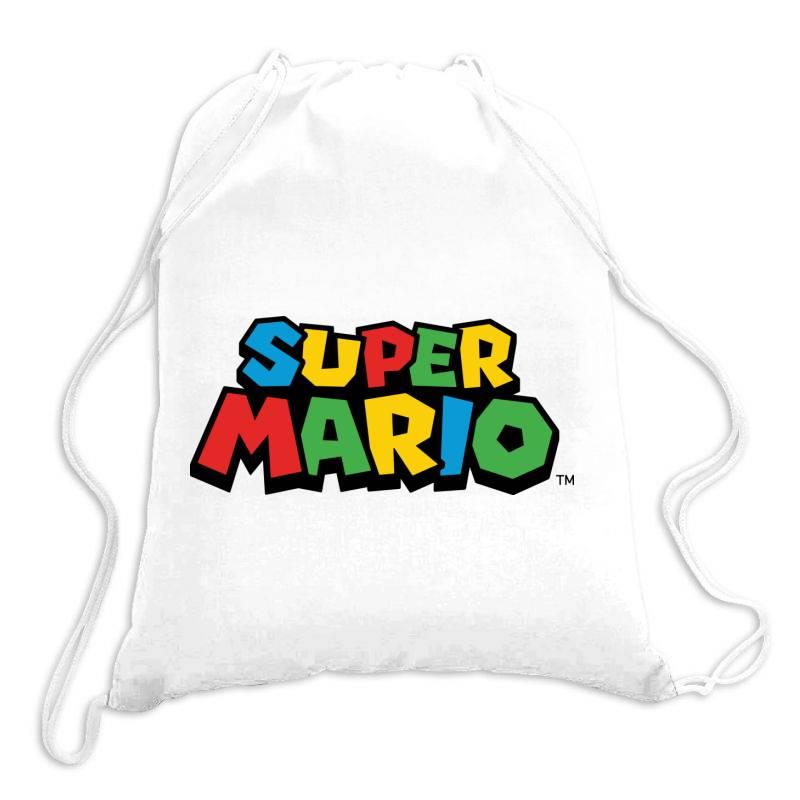 Super Mario Drawstring Bags | Artistshot