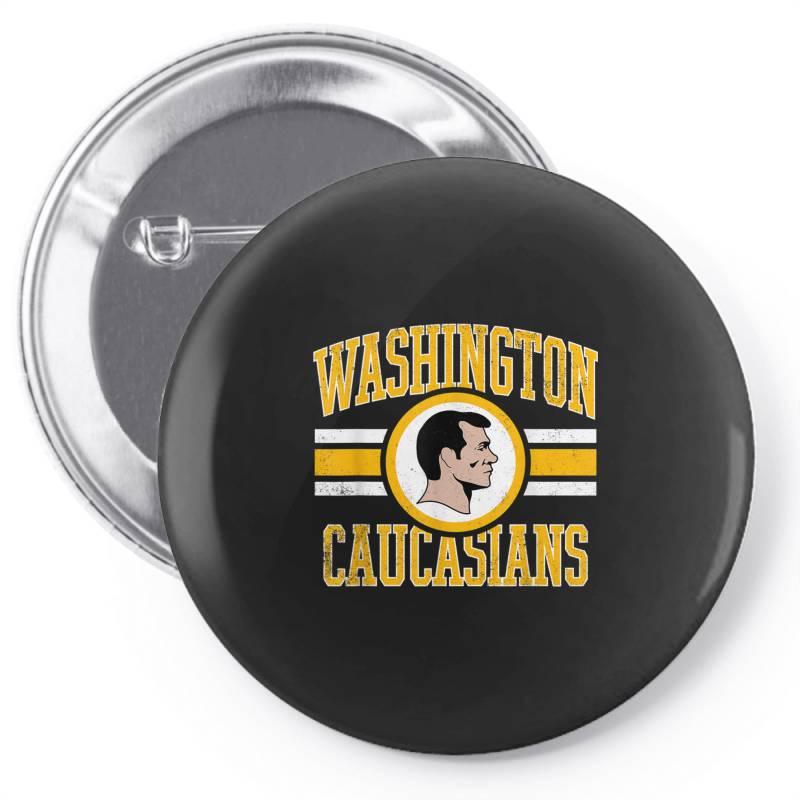 Washington Caucasians, Washington Caucasians  T Shirt Pin-back Button | Artistshot