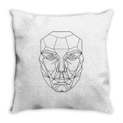 mechanical man Throw Pillow | Artistshot