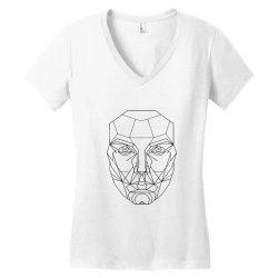 mechanical man Women's V-Neck T-Shirt | Artistshot