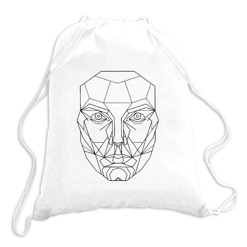 Mechanical Man Drawstring Bags | Artistshot