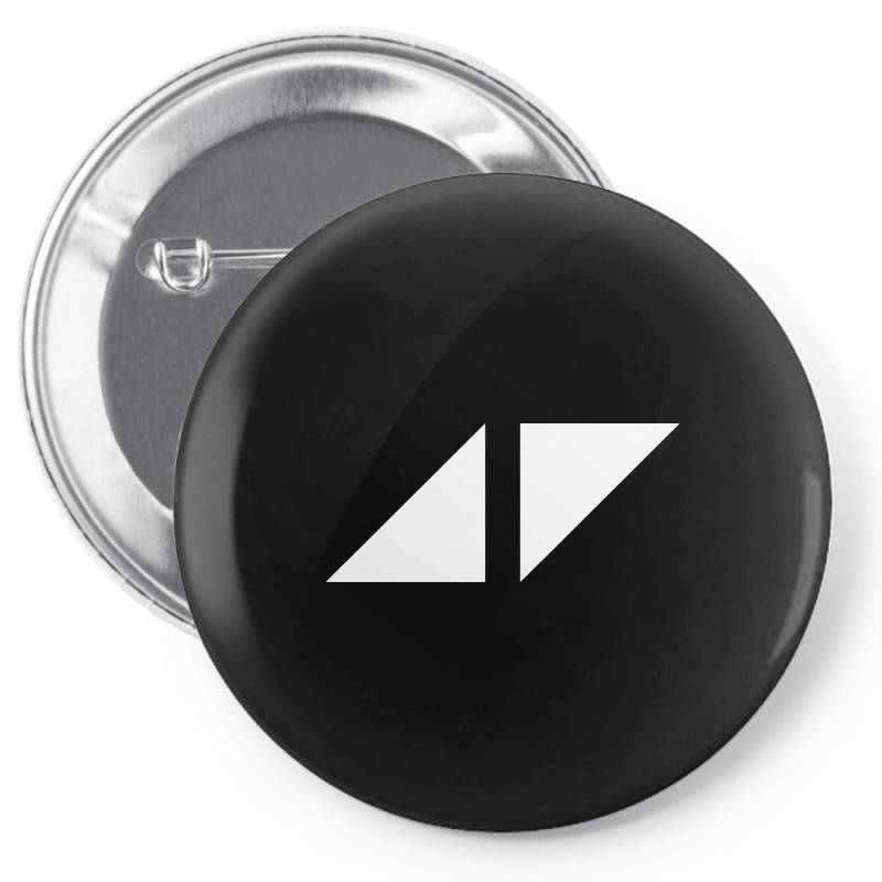Avicii For Dark Pin-back Button | Artistshot