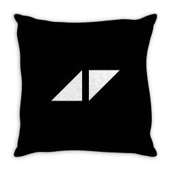 avicii for dark Throw Pillow | Artistshot