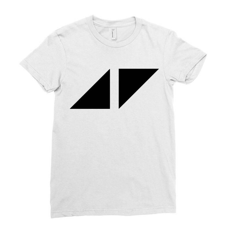 Avicii For Light Ladies Fitted T-shirt   Artistshot