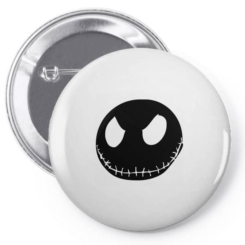 Face Horror Pin-back Button | Artistshot