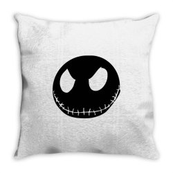 face horror Throw Pillow | Artistshot