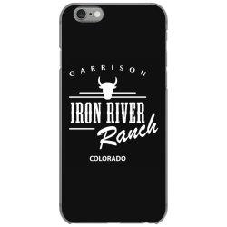 iron river ranch colorado iPhone 6/6s Case | Artistshot