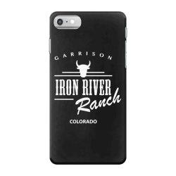 iron river ranch colorado iPhone 7 Case | Artistshot